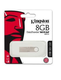 FLASH DRIVE KINGSTON USB2 8GB DATA TRAVELER G2 DT101G2/8GB