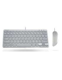 KIT ATLANTIS P013-LK-8830-COMBO TASTIERA ULTRASLIM + MOUSE