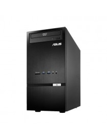 PC Asus MT d310mt-0g3260002f pdc g3260 4gb 500gb dvd tastiera+mouse windows 7/8.1P