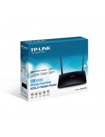 ROUTER TP-LINK ARCHER D50 WIRELESS DUAL BAND AC1200