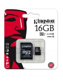 SD-MICRO KINGSTON 16GB