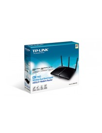 ROUTER TP-LINK Archer D2 WIRELESS DUAL BAND AC750 433Mbps a 5GHz+